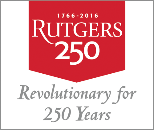 Rutgers 250: Revolutionary for 250 years.